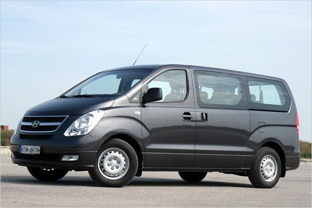 Minivan Tours